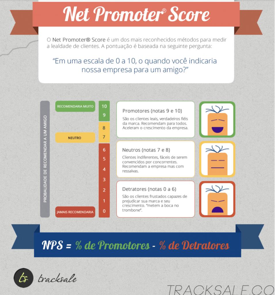 NPS Ecommerce Infografico